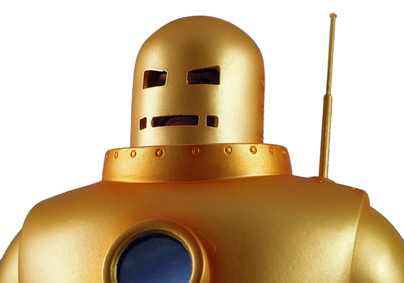 IRON- MAN  MARK II GOLD ARMOR MINI BUST GENTLE GIANT IRON-_MAN__MARK_II_GOLD_ARMOR_MINI_BUST_GENTLE_GIANT_03__Copier_