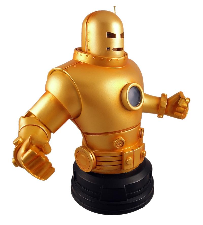 IRON- MAN  MARK II GOLD ARMOR MINI BUST GENTLE GIANT IRON-_MAN__MARK_II_GOLD_ARMOR_MINI_BUST_GENTLE_GIANT_05__Copier_