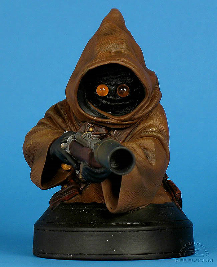 STAR WARS: JAWAS ANH MINI BUSTS JAWAS_ANH_GENTLE_GIANT_MINI_BUST_02
