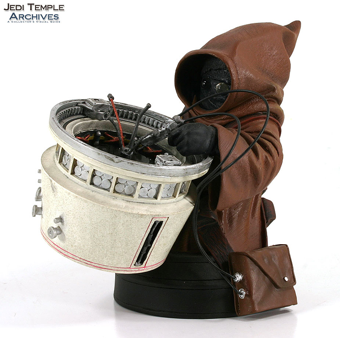 STAR WARS: JAWAS ANH MINI BUSTS JAWAS_ANH_GENTLE_GIANT_MINI_BUST_04