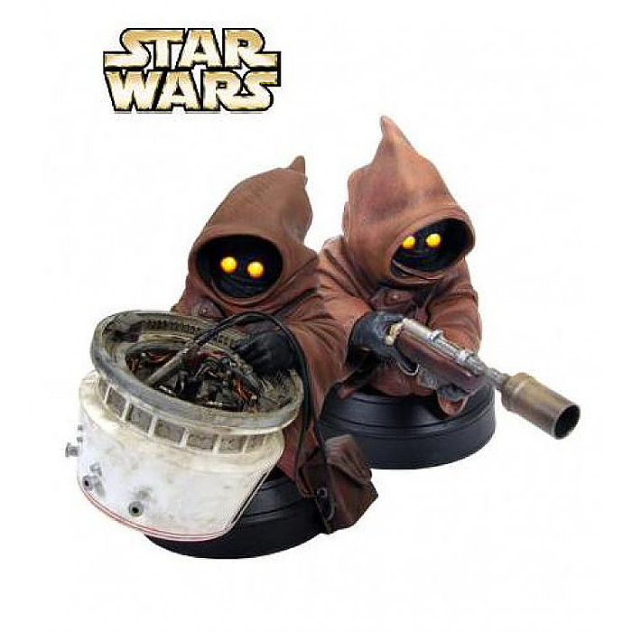 STAR WARS: JAWAS ANH MINI BUSTS JAWAS_ANH_GENTLE_GIANT_MINI_BUST_07