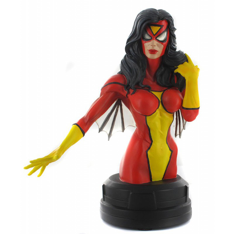 SPIDER-WOMAN MINI BUST GENTLE GIANT SPIDER-WOMAN_MINI_BUST_GENTLE_GIANT_01