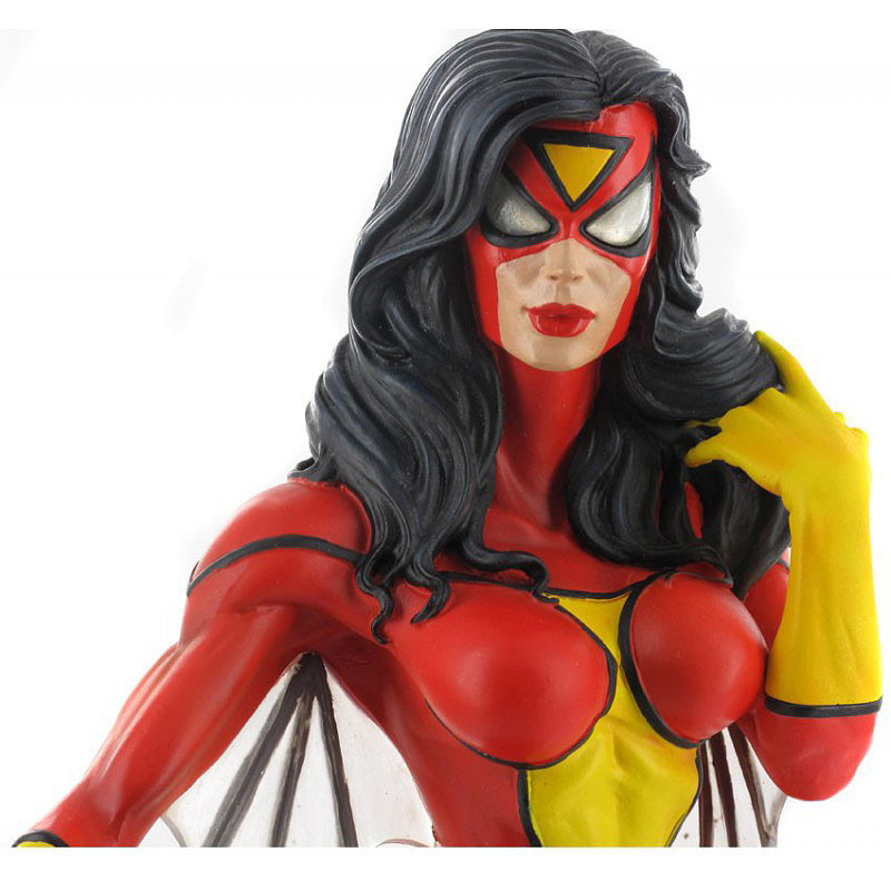 SPIDER-WOMAN MINI BUST GENTLE GIANT SPIDER-WOMAN_MINI_BUST_GENTLE_GIANT_05