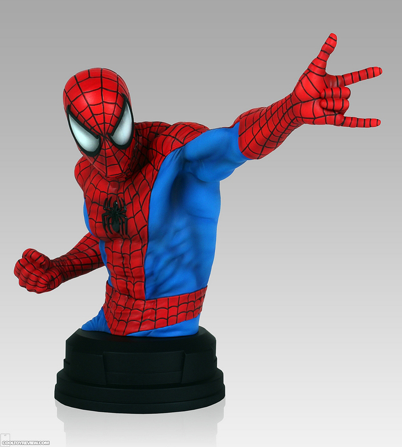 SPIDERMAN RED AND BLUE MINI BUST GENTLE GIANT SPIDERMAN_RED_AND_BLUE_MINI_BUST_GENTLE_GIANT_01__Copier_