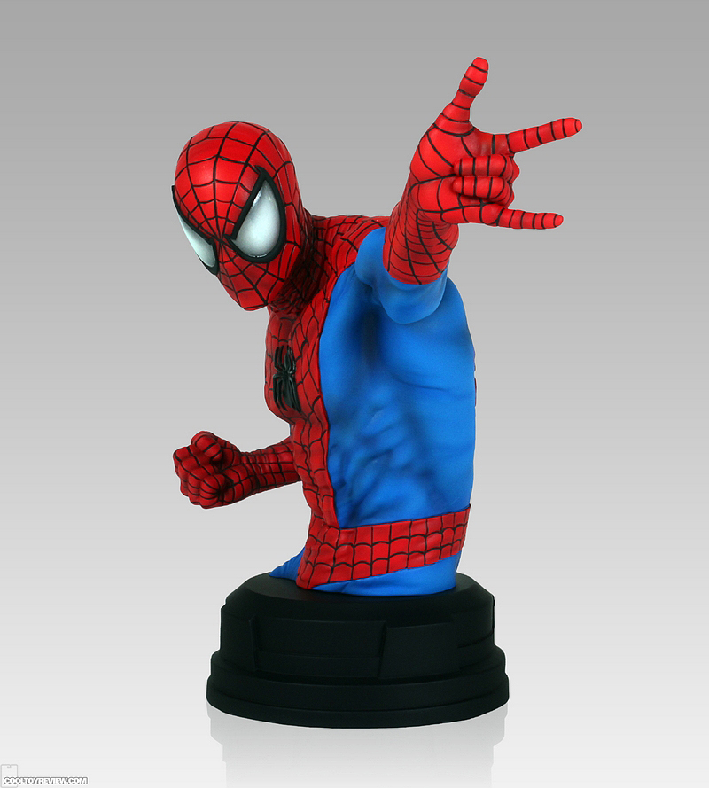 SPIDERMAN RED AND BLUE MINI BUST GENTLE GIANT SPIDERMAN_RED_AND_BLUE_MINI_BUST_GENTLE_GIANT_02__Copier_