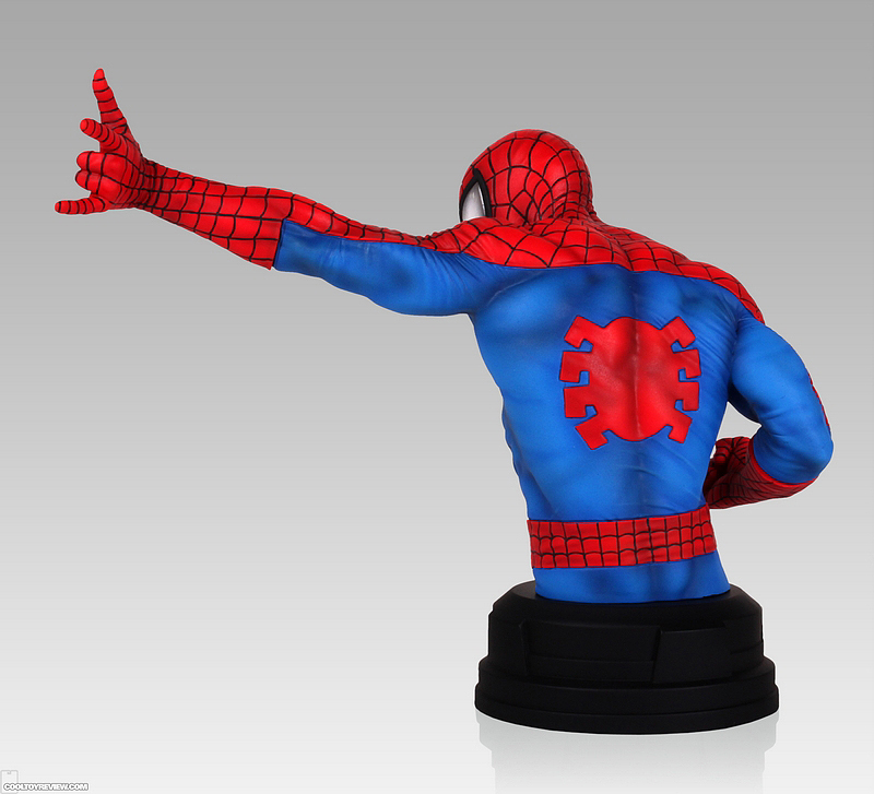 SPIDERMAN RED AND BLUE MINI BUST GENTLE GIANT SPIDERMAN_RED_AND_BLUE_MINI_BUST_GENTLE_GIANT_03__Copier_