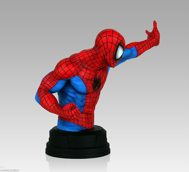 SPIDERMAN RED AND BLUE MINI BUST GENTLE GIANT SPIDERMAN_RED_AND_BLUE_MINI_BUST_GENTLE_GIANT_06__Copier_