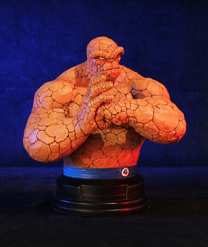 THE THING MINI BUST GENTLE GIANT THE_THING_MINI_BUSTE_GENTLE_GIANT_01__Copier_