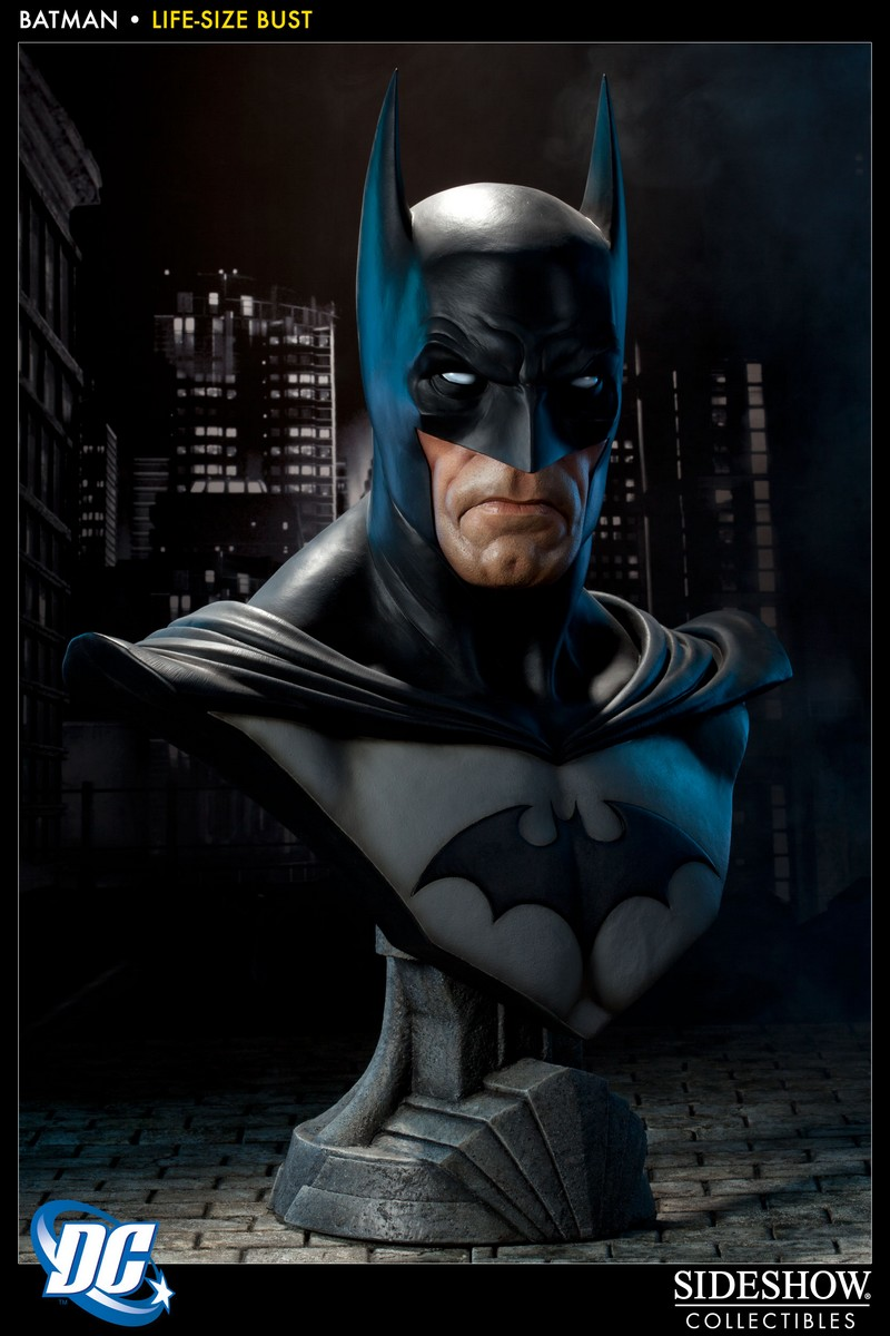BATMAN LIFE SIZE BUST Batman_400112_press_05__Copier_