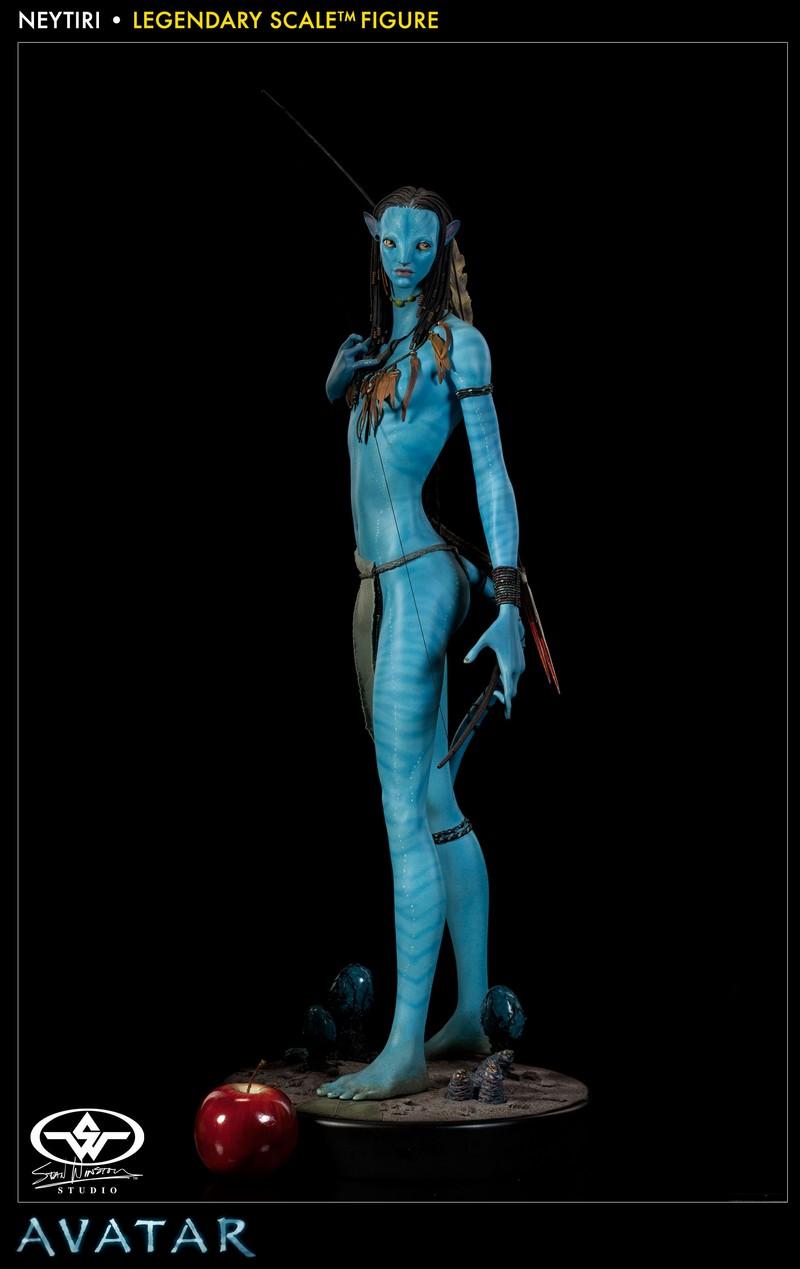 AVATAR: NEYTIRI Legendary scale figure NEYTIRI_LEGENDARY_SCALE_FIGURE__press_03a__Copier_