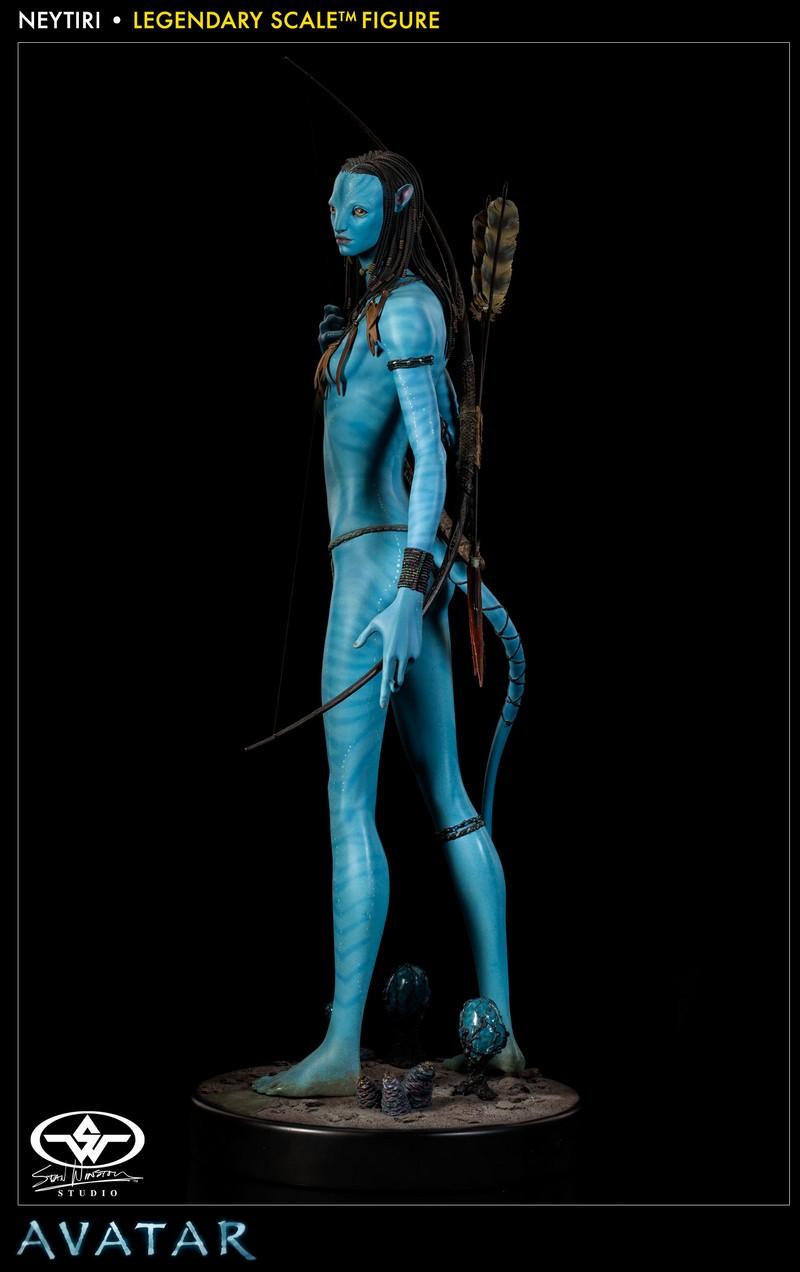 AVATAR: NEYTIRI Legendary scale figure NEYTIRI_LEGENDARY_SCALE_FIGURE__press_04a__Copier_