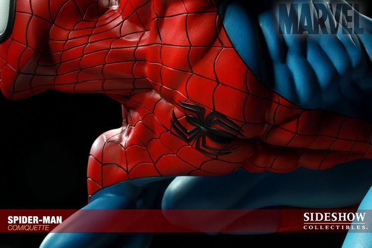 """SPIDERMAN """"ARIEL OLIVETTI"""" Comiquette Spiderman_200065_press_17__Copier_"""