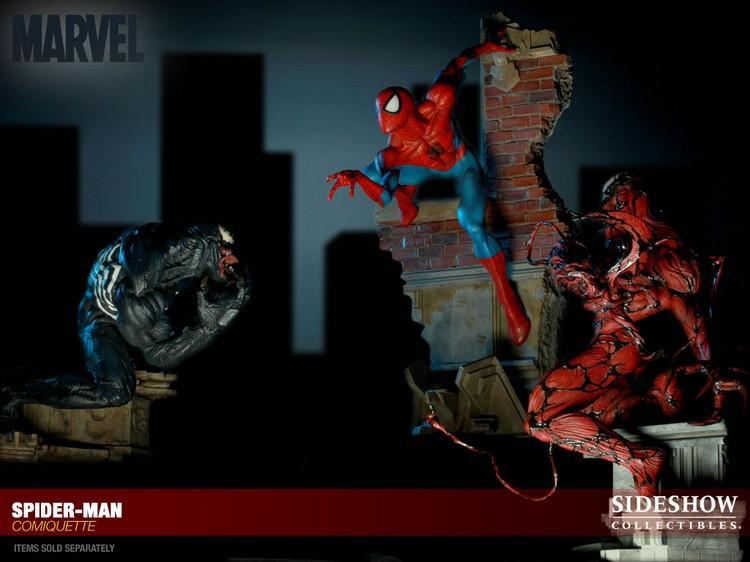 """SPIDERMAN """"ARIEL OLIVETTI"""" Comiquette Spiderman_200065_press_22__Copier_"""