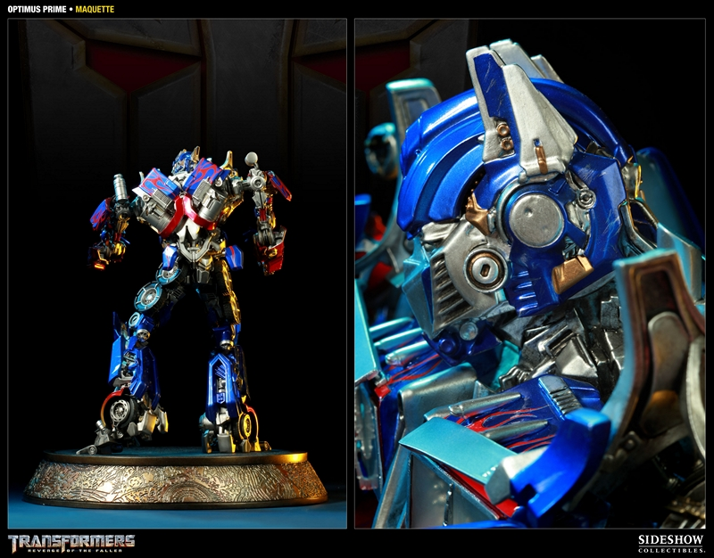 TRANSFORMERS Revenge of the fallen: OPTIMUS PRIME Maquette TRANSFORMERS_REVENGE_OF_THE_FALLEN_OPTIMUS_PRIME_MAQUETTE_400032_press_04__Copier_