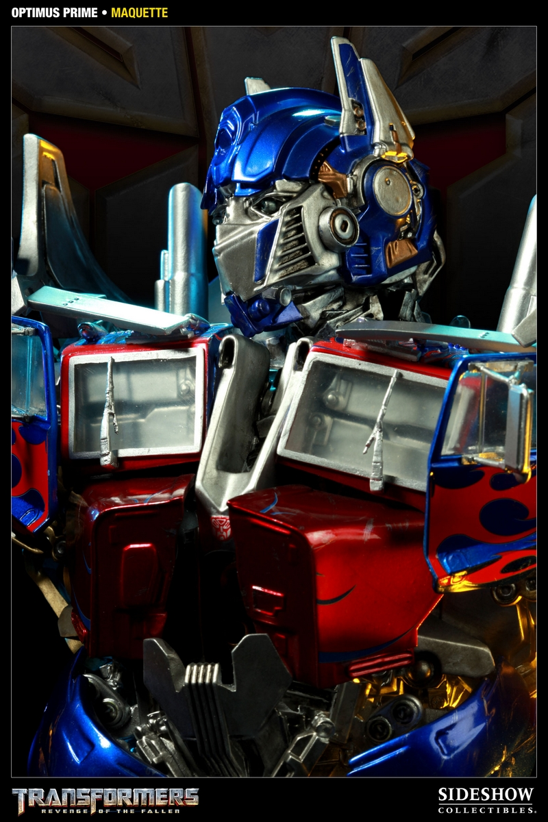 TRANSFORMERS Revenge of the fallen: OPTIMUS PRIME Maquette TRANSFORMERS_REVENGE_OF_THE_FALLEN_OPTIMUS_PRIME_MAQUETTE_400032_press_08__Copier_