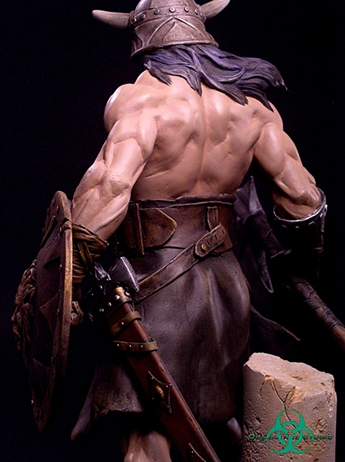 QUARANTINE STUDIO : CONAN THE BRUTAL Conan_the_brutal_statue_quarantine_studio_13