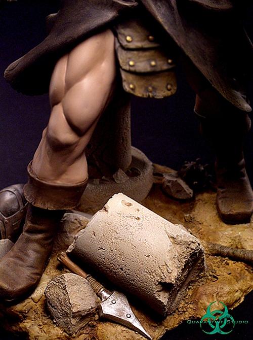 QUARANTINE STUDIO : CONAN THE BRUTAL Conan_the_brutal_statue_quarantine_studio_15