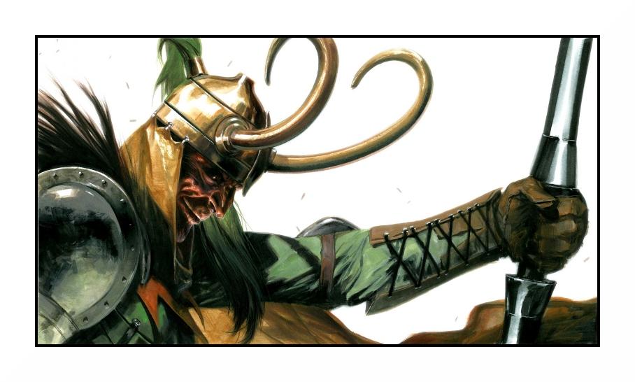 Collection n°16: La petite collec de Roba76... - Page 39 Loki-finalpainting-lt