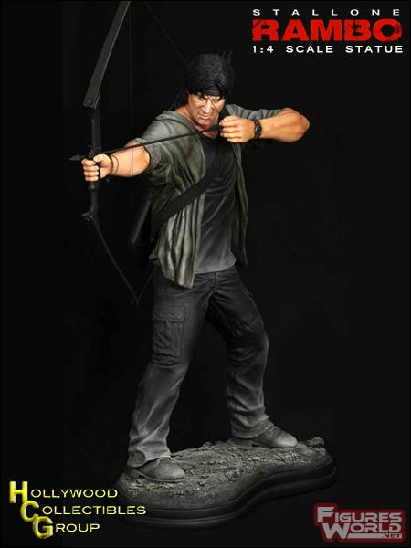 HCG : RAMBO STATUE 1/4 SCALE Rambo4_19inch_statue_01