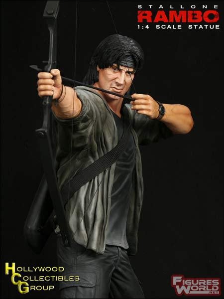 HCG : RAMBO STATUE 1/4 SCALE Rambo4_19inch_statue_02
