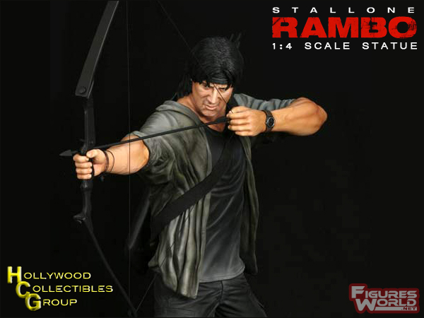 HCG : RAMBO STATUE 1/4 SCALE Rambo4_19inch_statue_07