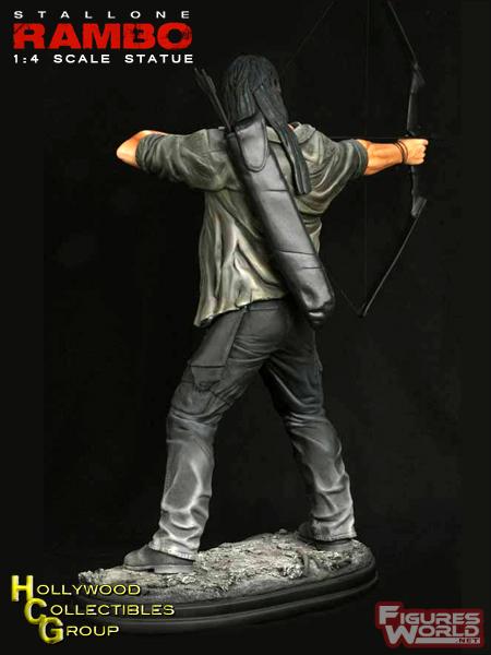 HCG : RAMBO STATUE 1/4 SCALE Rambo4_19inch_statue_08