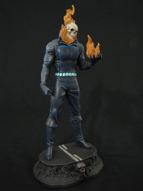 "MOTARD FANTÔME ""J.Blaze / museum change-o-hand"" (Ghost Rider) IMG_2500"