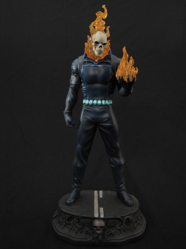 "MOTARD FANTÔME ""J.Blaze / museum change-o-hand"" (Ghost Rider) IMG_2516"