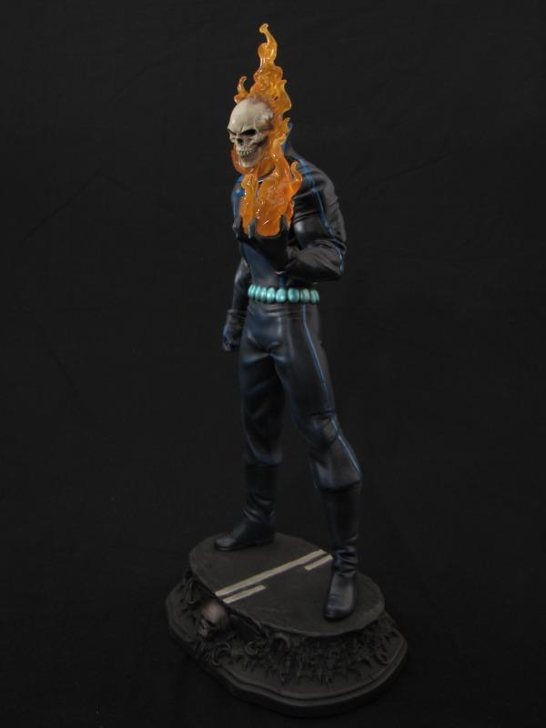 "MOTARD FANTÔME ""J.Blaze / museum change-o-hand"" (Ghost Rider) IMG_2519"