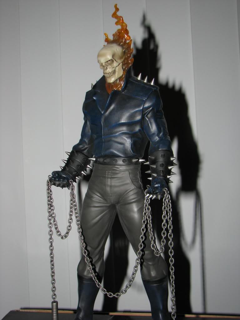 """MOTARD FANTÔME """"D.Ketch / museum"""" (Ghost Rider II) IMG_6123"""