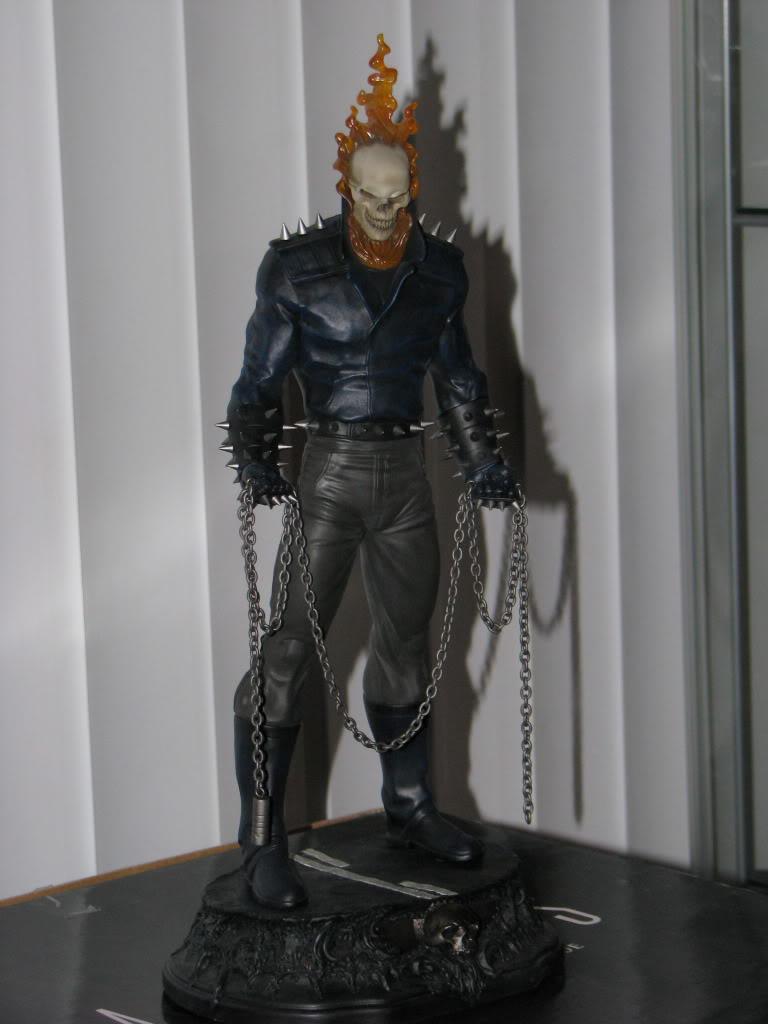 """MOTARD FANTÔME """"D.Ketch / museum"""" (Ghost Rider II) IMG_6124"""