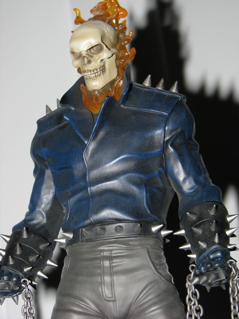 """MOTARD FANTÔME """"D.Ketch / museum"""" (Ghost Rider II) IMG_6127"""
