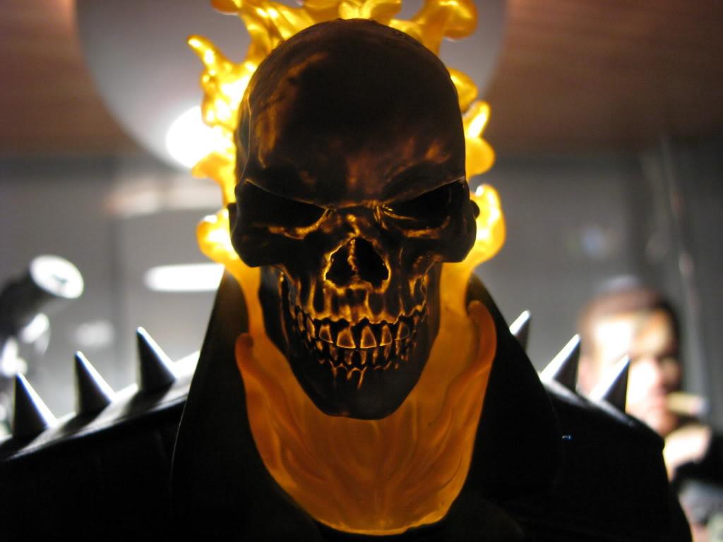 """MOTARD FANTÔME """"D.Ketch / museum"""" (Ghost Rider II) IMG_6132"""