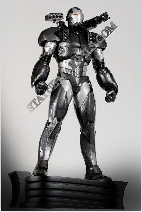 """Statue WAR-MACHINE """"modern"""" WarMachine"""