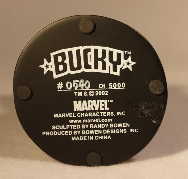 BUCKY Bustbowenbucky4