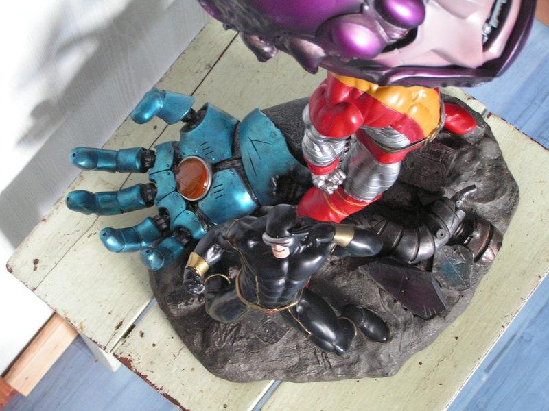 X-MEN VS THE SENTINEL #1 Diorama 130209-dio_3
