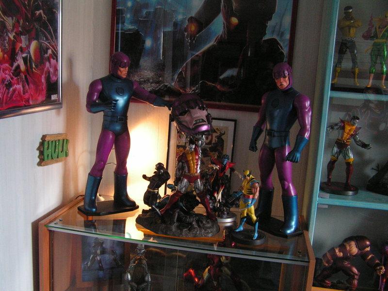 X-MEN VS THE SENTINEL #1 Diorama 130209-dio_4