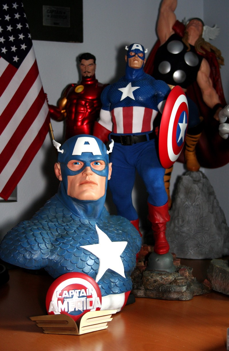 CAPTAIN AMERICA Legendary scale bust 140709-LSB-cap_1