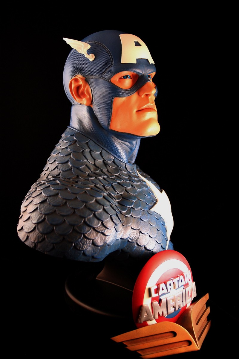CAPTAIN AMERICA Legendary scale bust 140709-LSB-cap_9