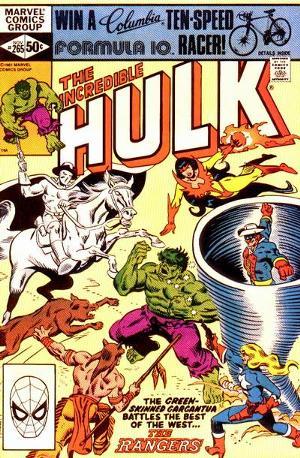 Intéressés par le Texas Twister et ses amis ? 300px-Incredible_Hulk_Vol_1_265_1_