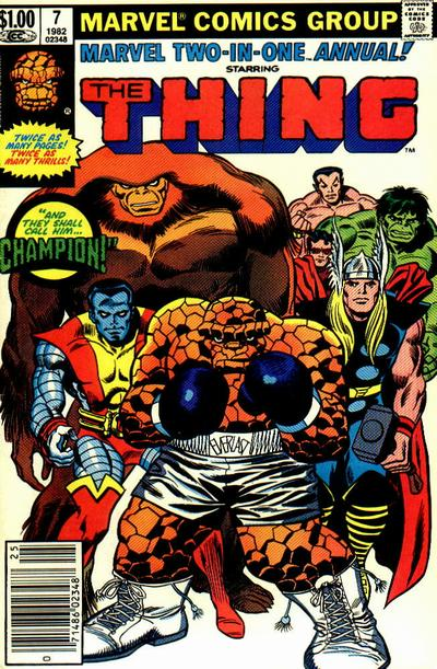 The Champion Marvel_Two-in-One_Annual__7