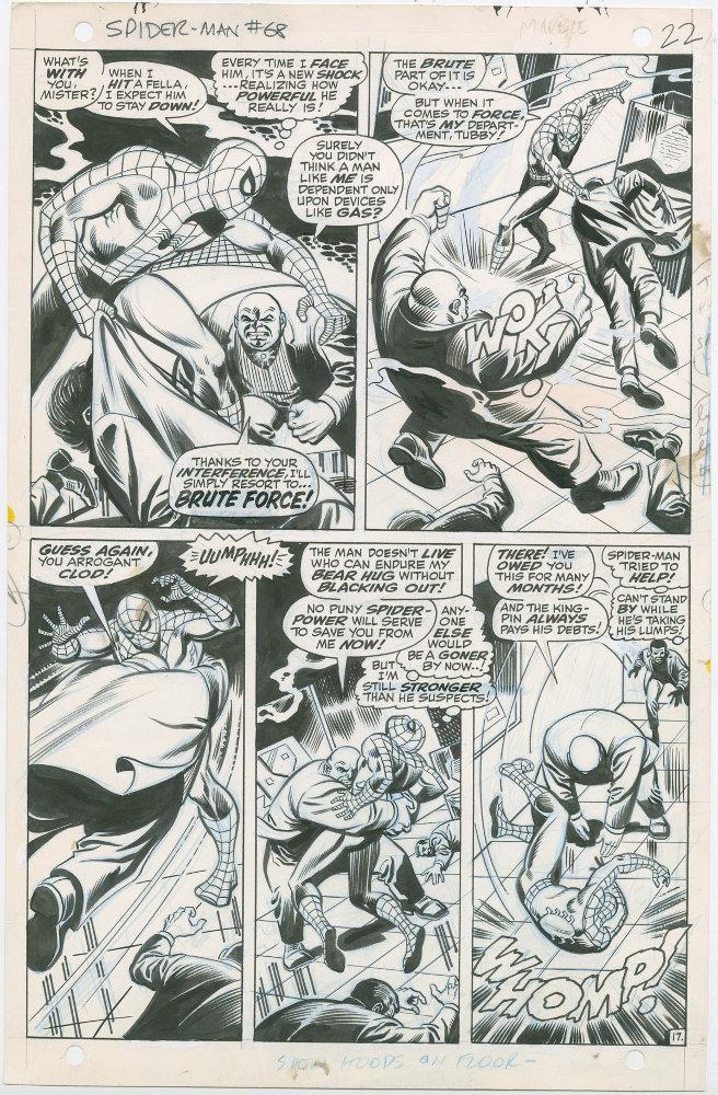 JOHN ROMITA's The Amazing Spider-Man: Artist's edition ROMITA_1