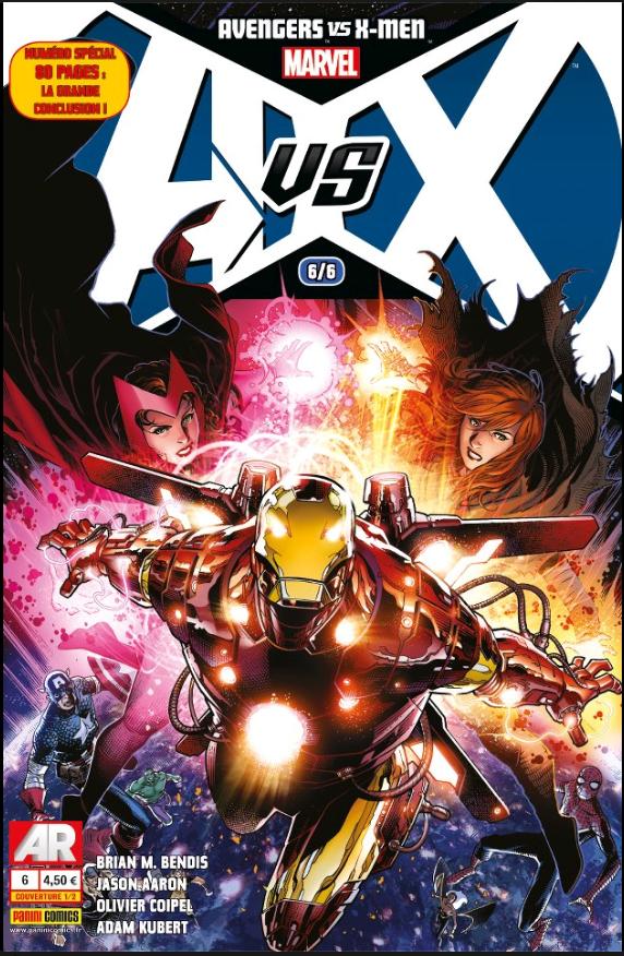 AVENGERS VS X-MEN AVENGERS_VS_X-MEN_6_cheung