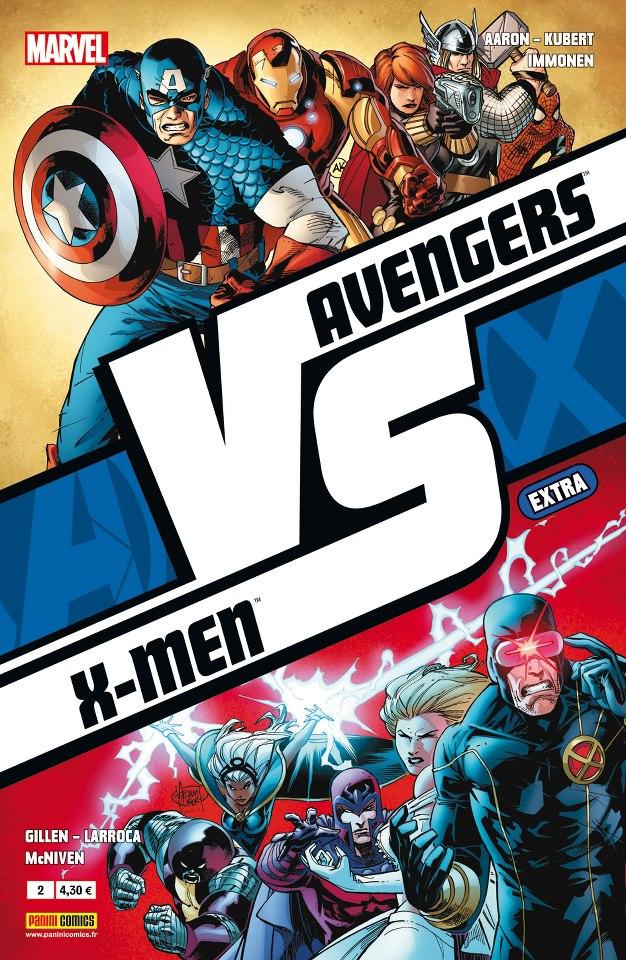 AVENGERS VS X-MEN EXTRA AVENGERS_VS_X-MEN_EXTRA_2__