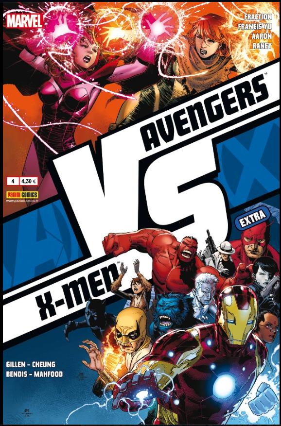 AVENGERS VS X-MEN EXTRA AVENGERS_VS_X-MEN_EXTRA_4
