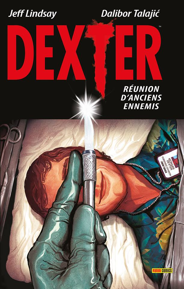 SORTIES LIBRAIRIES PANINI AOUT 2014 DEXTER__1_MARVEL_HORS_COLLECTION__