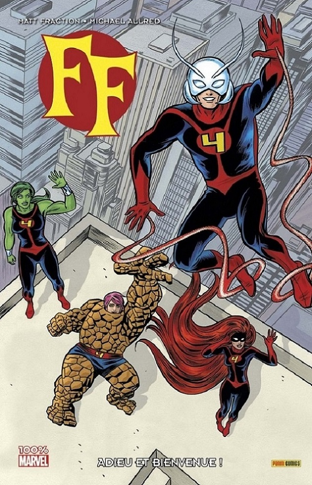 SORTIES PANINI LIBRAIRIES FEVRIER 2014 FF_Marvel_Now__Tome_1____