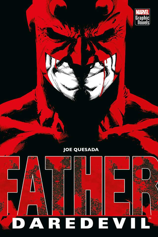 SORTIES LIBRAIRIES PANINI AOUT 2014 MARVEL_GRAPHIC_NOVELS__DAREDEVIL_-_FATHER__NOUVELLE_EDITION___