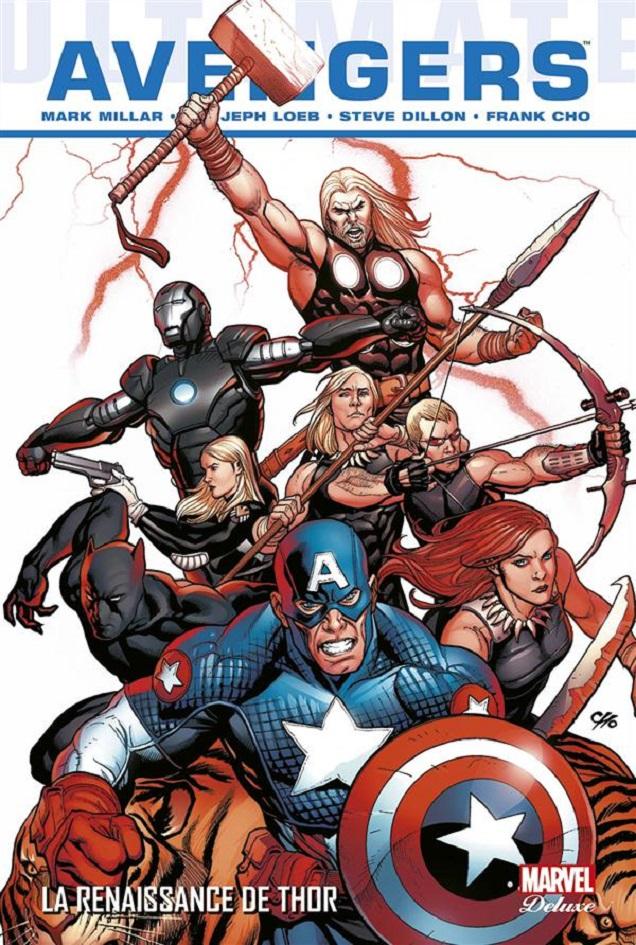 SORTIES LIBRAIRIES PANINI NOVEMBRE 2015 Ultimate_Avengers_tome_2