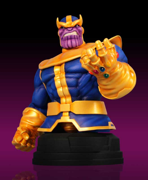 THANOS MINI BUST GENTLE GIANT EXCLUSIVE SDCC 212 SDCC_GG_Thanos_Mini_Bust__1